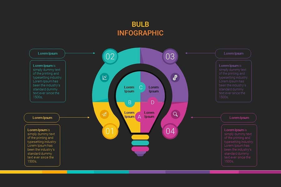 How To Make A Creative Idea Blub On Powerpoint