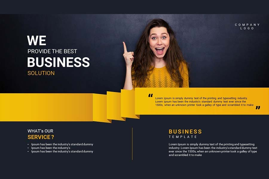 PowerPoint Presentation Cover Page Design_ Attractive Cover Slide Design on PowerPoint