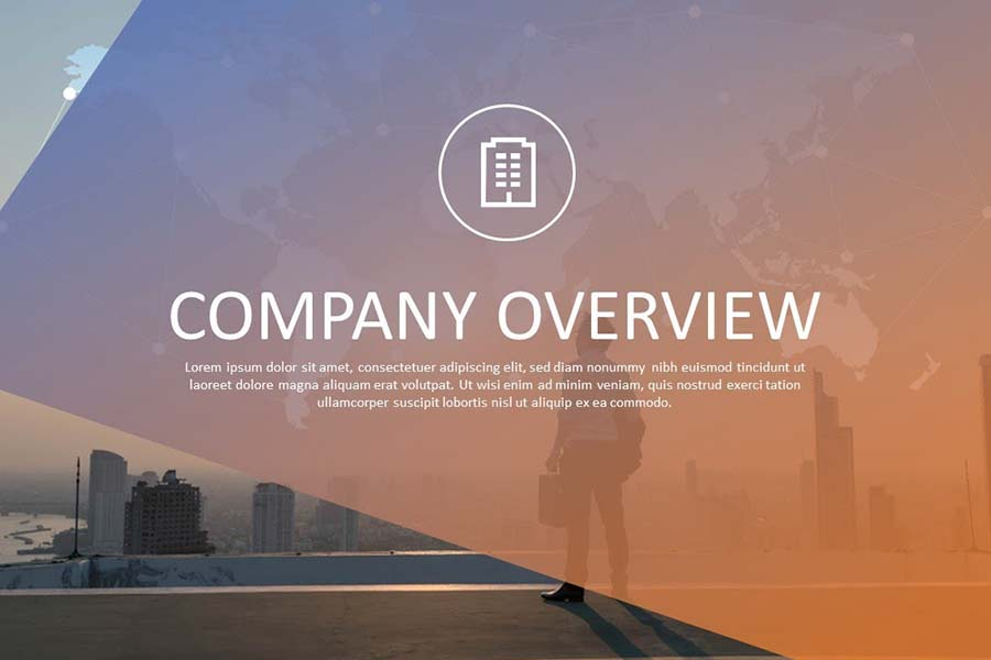 Professional Business Powerpoint Templates Free Download Slide Design